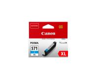 Canon CLI-571C XL cyan 680str.  - 255884 - zdjęcie 2