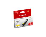 Canon CLI-571Y XL yellow 680str.  - 255886 - zdjęcie 3