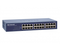 Netgear 24p JFS524-200EUS (24x10/100Mbit) - 202103 - zdjęcie 2