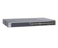 Netgear 28p GS728TSB-100EUS (24x10/100/1000Mbit 4xSFP) - 205949 - zdjęcie 2
