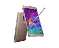 Samsung Galaxy Note 4 N910C złoty - 209610 - zdjęcie 1