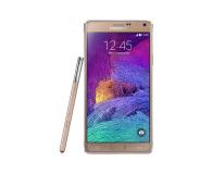 Samsung Galaxy Note 4 N910C złoty - 209610 - zdjęcie 2