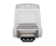 Kingston 128GB DataTraveler MicroDuo 3C USB 3.1 Gen1  - 331082 - zdjęcie 3