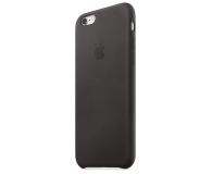Apple iPhone 6s Leather Case czarny - 259184 - zdjęcie 3