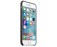 Apple iPhone 6s Leather Case czarny - 259184 - zdjęcie 4
