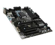 MSI H170A PC MATE (H170 2xPCI-E DDR4) - 260422 - zdjęcie 2