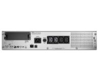 APC Smart-UPS (750VA/500W, 4xIEC, AVR, LCD, RACK) - 260392 - zdjęcie 2