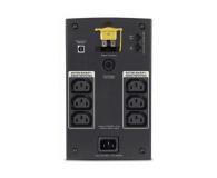 APC Back-UPS (950VA/480W, 6xIEC, RJ-11, USB, AVR) - 260376 - zdjęcie 2