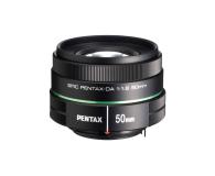 Pentax DA 50mm F1.8 - 255841 - zdjęcie 1