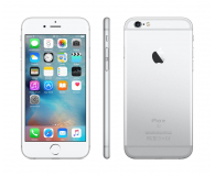 Apple iPhone 6s 32GB Silver - 324901 - zdjęcie 2