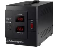 Power Walker STABILIZATOR NAPIĘCIA (3000VA/2400W, Schuko, AVR) - 253709 - zdjęcie 1