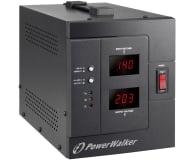 Power Walker STABILIZATOR NAPIĘCIA (3000VA/2400W, Schuko, AVR) - 253709 - zdjęcie 3
