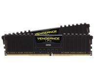 Corsair 16GB (2x8GB) 2666MHz CL16 Vengeance LPX Black - 258002 - zdjęcie 2