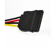 SHIRU molex->SATA (zasilanie SATA HDD/ODD) - 327246 - zdjęcie 3