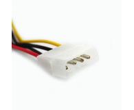 SHIRU molex->SATA (zasilanie SATA HDD/ODD) - 327246 - zdjęcie 2
