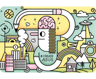 ASUS CreateAsUs Cover - W świecie Picasso - 330096 - zdjęcie 1