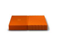 WD My Passport 2TB pomarańczowy USB 3.0 - 435330 - zdjęcie 5