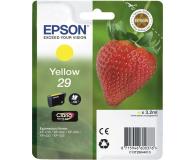 Epson 29 yellow 180 str.  - 332046 - zdjęcie 1