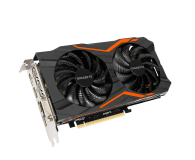 Gigabyte GeForce GTX 1050 Ti G1 Gaming 4GB GDDR5 - 331744 - zdjęcie 2