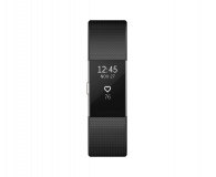 Fitbit Charge 2 HR L Black-Silver - 332273 - zdjęcie 2