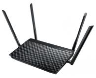 ASUS RT-AC1200G+ (1200Mb/s a/b/g/n/ac, USB) - 281411 - zdjęcie 2