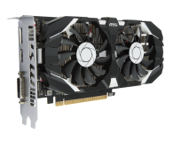 MSI GeForce GTX 1050 TI OC 4GB + Kingston 120GB A400 - 443223 - zdjęcie 2