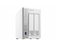 QNAP TS-231P 8TB (2xHDD, 2x1.7GHz, 1GB, 3xUSB, 2xLAN) - 421678 - zdjęcie 5