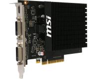 MSI GeForce GT 710 H2D 2GB DDR3 - 336559 - zdjęcie 2