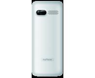 myPhone 6310 biały - 334047 - zdjęcie 3