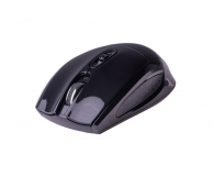 SHIRU Wireless Silent Mouse (Czarna) - 326904 - zdjęcie 2