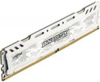 Crucial 8GB 2400MHz Ballistix Sport LT White CL16 - 339374 - zdjęcie 2