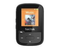 SanDisk Clip Sport Plus 16GB czarny (bluetooth,tuner FM) - 338592 - zdjęcie 2