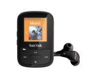 SanDisk Clip Sport Plus 16GB czarny (bluetooth,tuner FM) - 338592 - zdjęcie 1