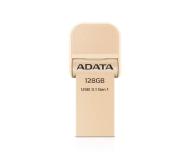 ADATA 128GB i-Memory AI920 gold (USB 3.1+Lightning) - 339469 - zdjęcie 2