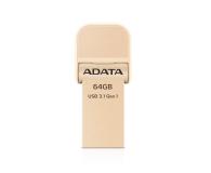 ADATA 64GB i-Memory AI920 gold (USB 3.1+Lightning)  - 339468 - zdjęcie 2