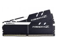 G.SKILL 16GB (2x8GB) 3200MHz CL16 Trident Z Black  - 340060 - zdjęcie 2