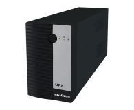 Qoltec UPS (1000VA/600W, IEC, 3xSchuko) - 337975 - zdjęcie 1