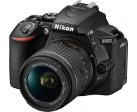Nikon D5600 + AF-P 18-55 VR - 337946 - zdjęcie 1