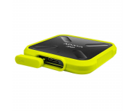 ADATA 256GB USB 3.1 External SD700 Durable Yellow - 340500 - zdjęcie 3