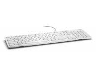 Dell KB216-B QuietKey USB (biała) - 573818 - zdjęcie 3