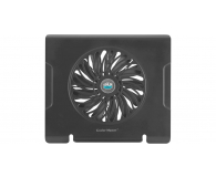 "Cooler Master Chłodzaca NotePal CMC3 (12"" do 15"", czarna) - 341086 - zdjęcie 2"