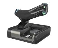 Logitech G Saitek X52 Pro Flight Control System  - 341576 - zdjęcie 5