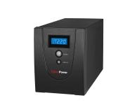 CyberPower UPS Value 1500EILCD (1500VA/900W) - 338495 - zdjęcie 1