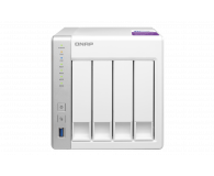 QNAP TS-431P2-4G (4xHDD, 4x1.7GHz, 4GB, 3xUSB, 2xLAN) - 395970 - zdjęcie 3
