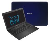 ASUS R556LJ-XO828D i3-4005U/4GB/240SSD GF920 niebieski - 262270 - zdjęcie 1