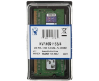 Kingston 4GB 1600MHz CL11 1.5V - 284750 - zdjęcie 4