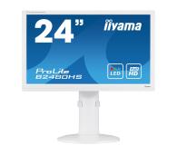 iiyama B2480HS biały  - 285630 - zdjęcie 5