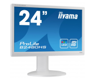 iiyama B2480HS biały  - 285630 - zdjęcie 3