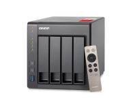 QNAP TS-451+-8G (4xHDD, 4x2-2.42GHz, 8GB, 4xUSB, 2xLAN) - 289945 - zdjęcie 2