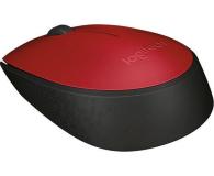 Logitech M171 czerwona - 285735 - zdjęcie 2